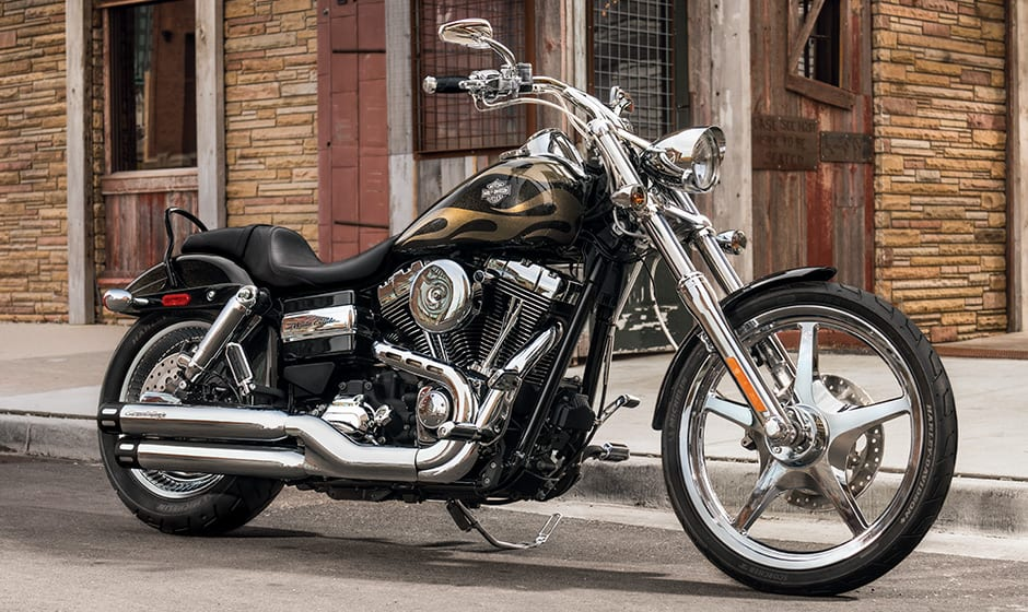 Harley Davidson Dyna Wide Glide - Join The Bike Club