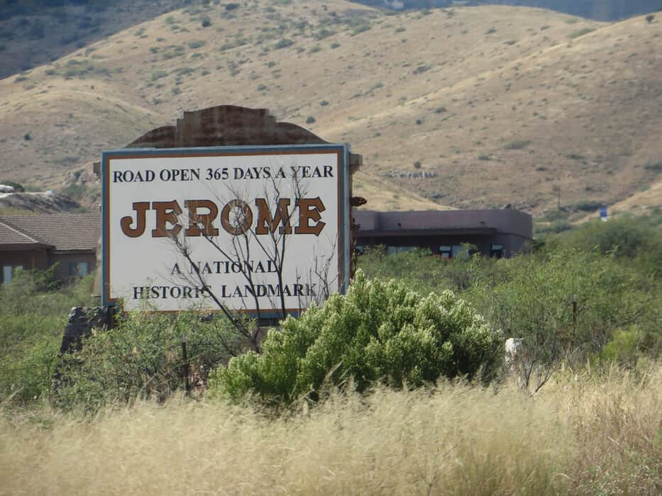 Jerome Arizona 80a 1