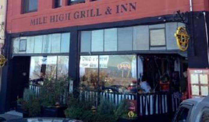 Mile High Grill & Inn 1
