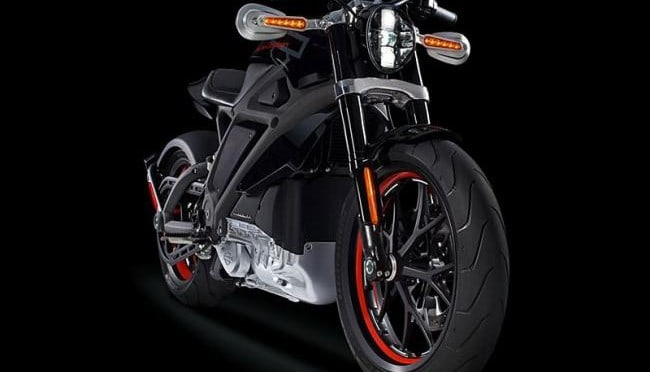 Electric Harley 1