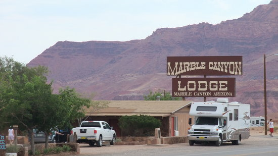 Marble Canyon Lodge