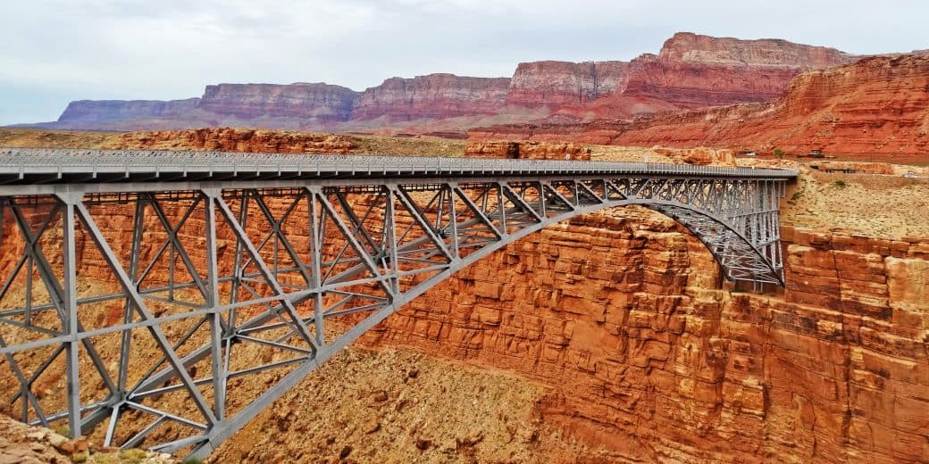 Marble Canyon Navaho Brigde Ft