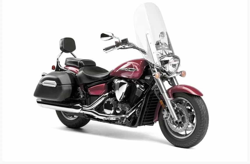 Yamaha V Star 1300 Tourer 4