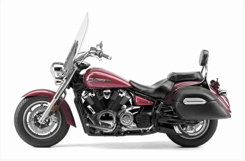 Yamaha V Star 1300 Tourer L