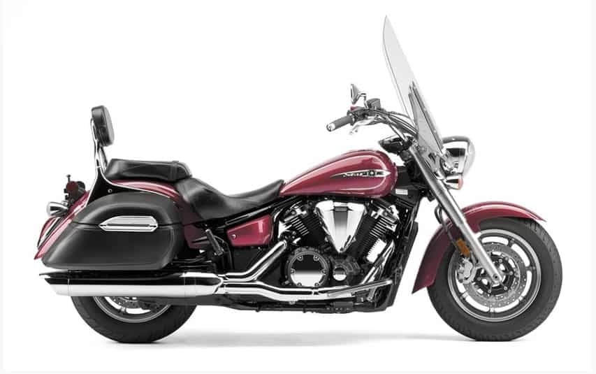 Yamaha V Star 1300 Tourer R