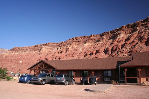 marble canyon cliff-dwellers-lodge