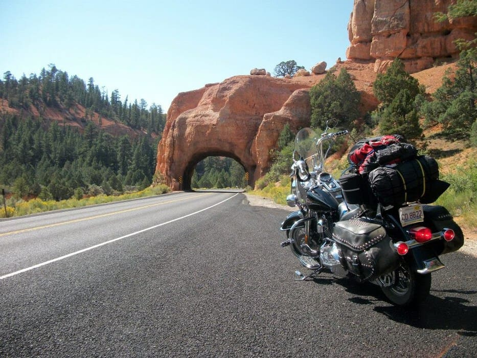 Motorcycle Rides Bryce Canyon Hwy