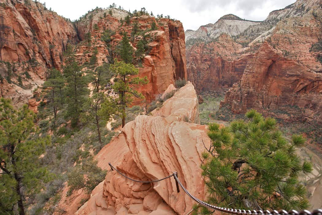Zion NP -- Motorcycle Rides Zion