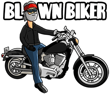 Blown Biker Logo